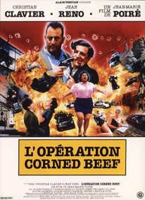 affiche L'operation corned beef