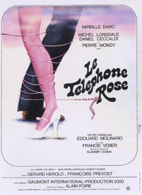 affiche Le telephone rose