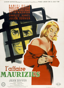 L'affaire Maurizius movie