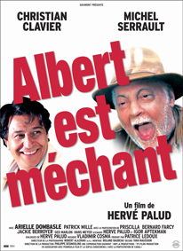 affiche Albert est mechant