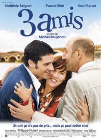 affiche 3 amis