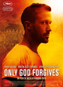 affiche Only God forgives