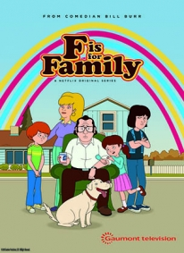 affiche F is for Family (saison 1)