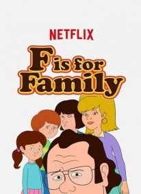 affiche F is for Family (saison 2)