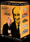 LOUIS DE FUNES - Coffret 5 DVD