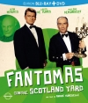 FANTOMAS CONTRE SCOTLAND YARD - BD + DVD